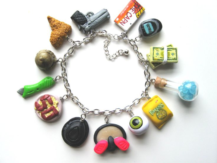 Breaking Bad charm bracelet