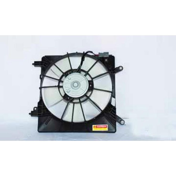 TYC Engine Cooling Fan Assembly 2002-2006 Acura RSX 2.0L