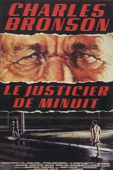 Le Justicier de minuit est un film policier américain réalisé par J. Lee Thompson, sorti en 1983. Il n'est sans aucun lien avec la saga du Justicier dans la ville. Plusieurs femmes sont retrouvées éventrées dans les rues de New York. Leo Kessler, chargé de l'affaire, se rend à l'enterrement de la dernière victime. Dans la foule, il aperçoit un homme au comportement étrange. Kessler est alors persuadé que c'est l'homme qu'il recherche mais aucune preuve ne permet de l'accuser.