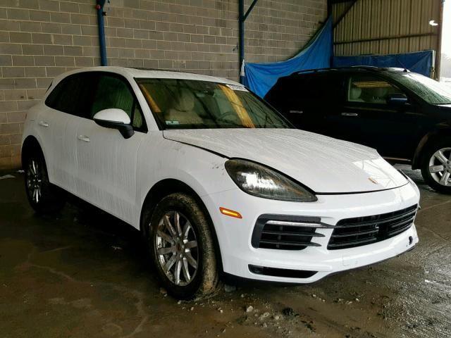 Salvage 2019 Porsche Cayenne #porsche #bmw #ferrari #audi #lamborghini #mercedes...