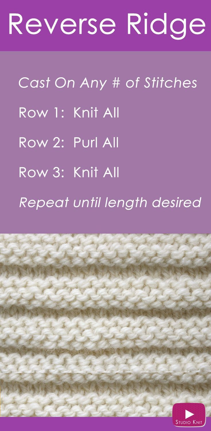 How to Knit - Easy Knitting for Beginners Tutorial by ...