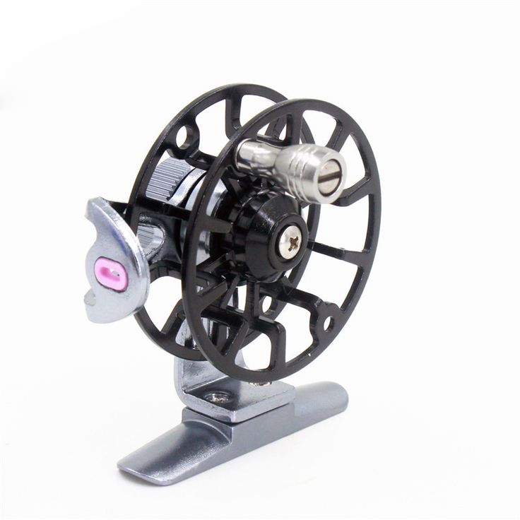 Fly Fishing Reel Gear Ratio 1:1 Fly Fishing Reel Right Hand Machined Aluminium Micro Adjusting Drag Fly Reel #Affiliate