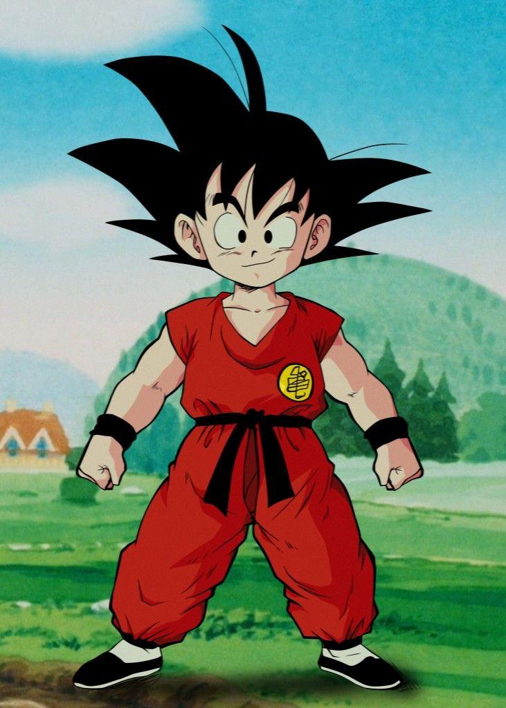 Goku Kid Style Masaki Sato By Thorns1568 Anime Dragon Ball Super Dragon Ball Image Dragon Ball Wallpaper Iphone