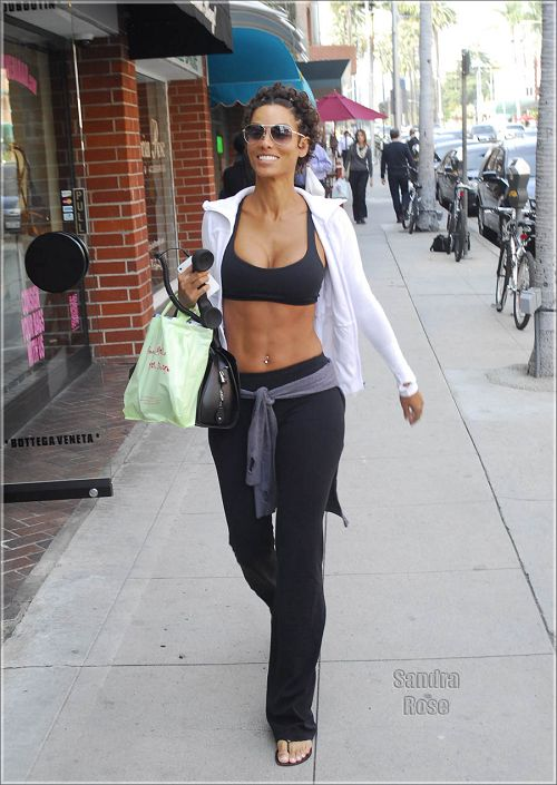 Nicole Murphy, 43-year-old mother of 5  I need to workout