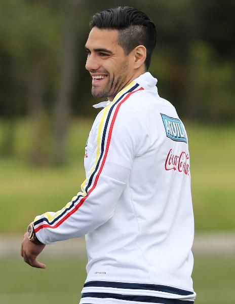 The World's Highest-Paid Athletes 2015: Radamel Falcao Garcia