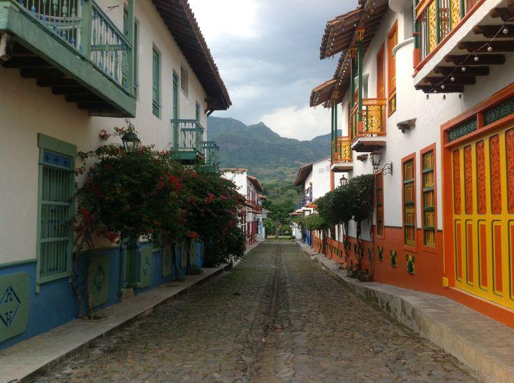 Cauca viejo Colombia