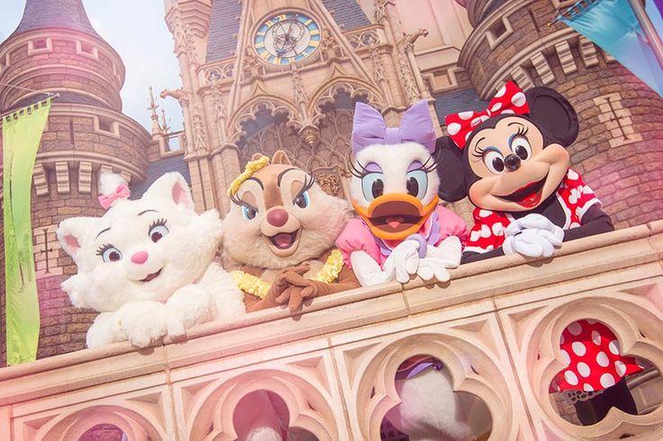 Once a Disney girl, always a Disney girl