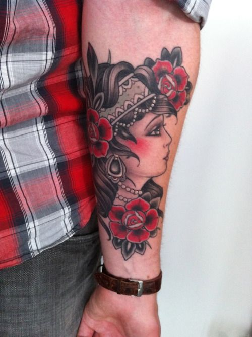 63 best tattoo culture images on Pinterest | Tattoo old ...