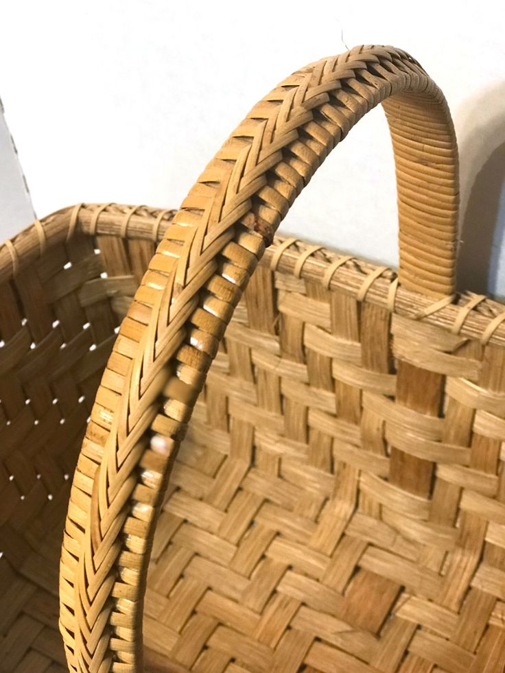 Basket weaving with intermediate and advanced techniques
