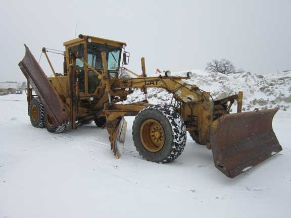 Used Caterpillar Motor Grader Cat 140g 72v09888 For Sale