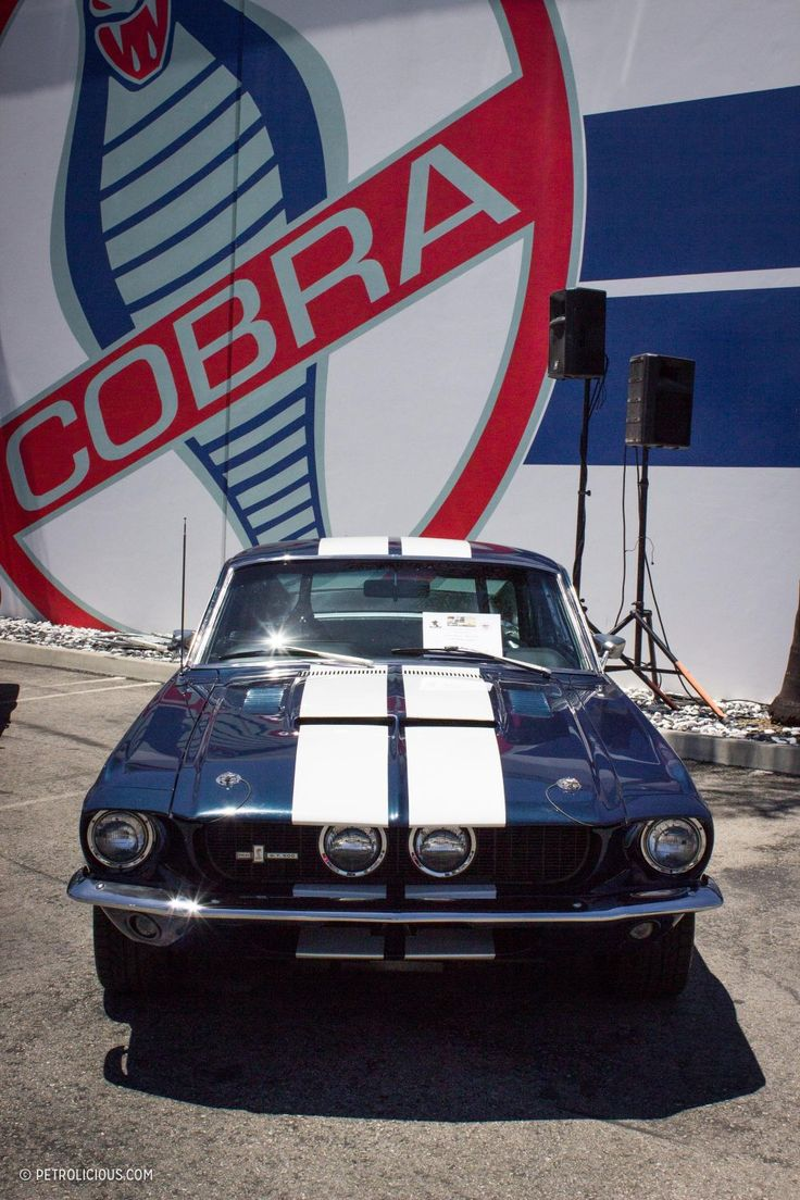 Honoring An American Icon At The Carroll Shelby Tribute and Car Show • Petrolicious