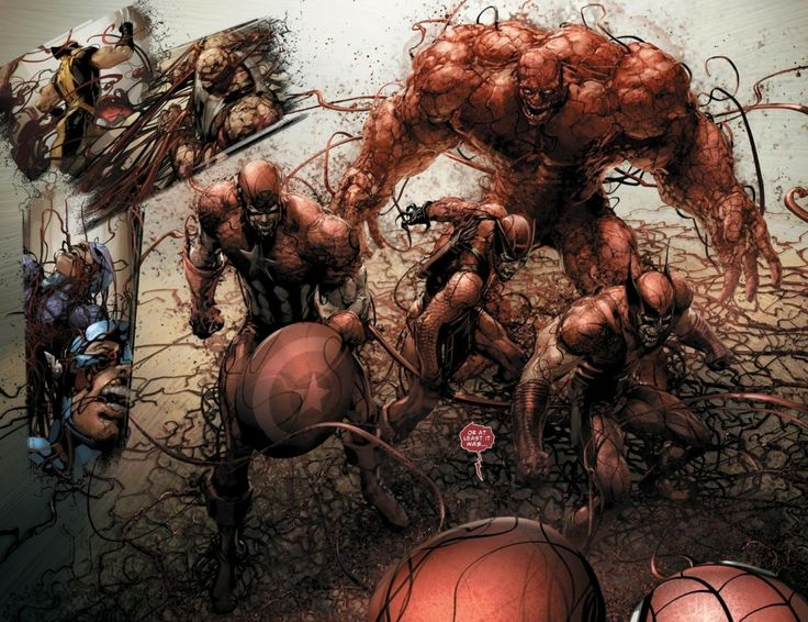 Heroes For Hire Vs Carnage Mickeys Tavern