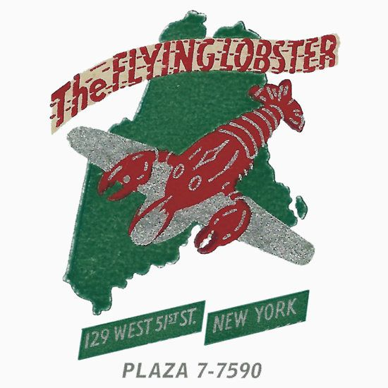 The Flying Lobster, New York City