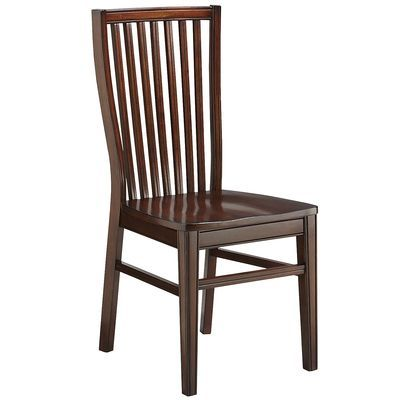 Ronan Dining Chair - Tobacco Brown