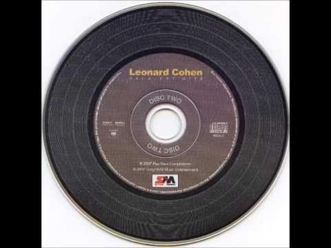 Leonard Cohen Greatest Hits 1967-2004 CD 2