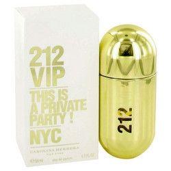 212 Vip by Carolina Herrera Eau De Parfum Spray 1.7 oz (Women)
