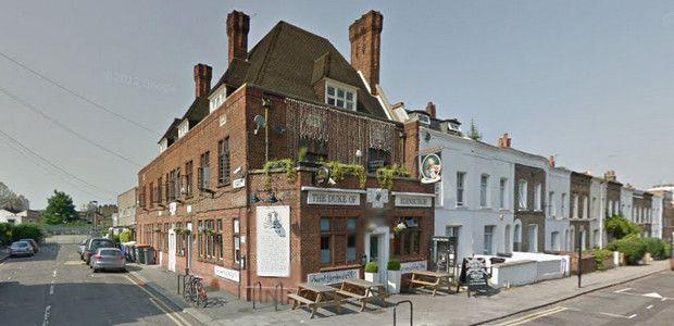 Duke of Edinburgh pub in Brixton gets Grade II listing