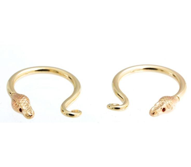 bvla,nipple serpents,jewellery,piercings
