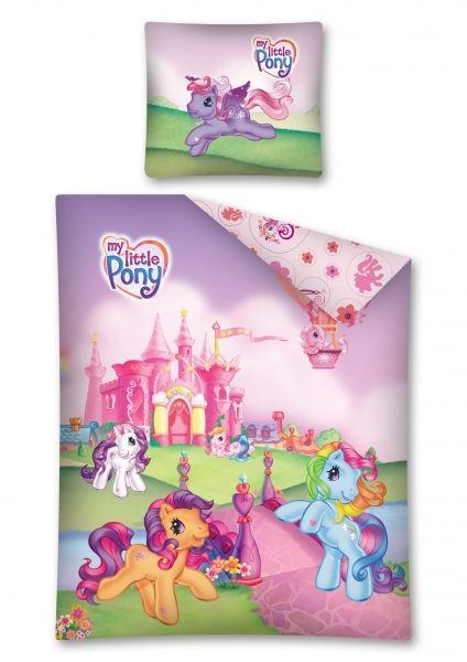 Detexpol Pościel My Little Pony wzór 1 140x200 - Pościel / koc - Satysfakcja.pl