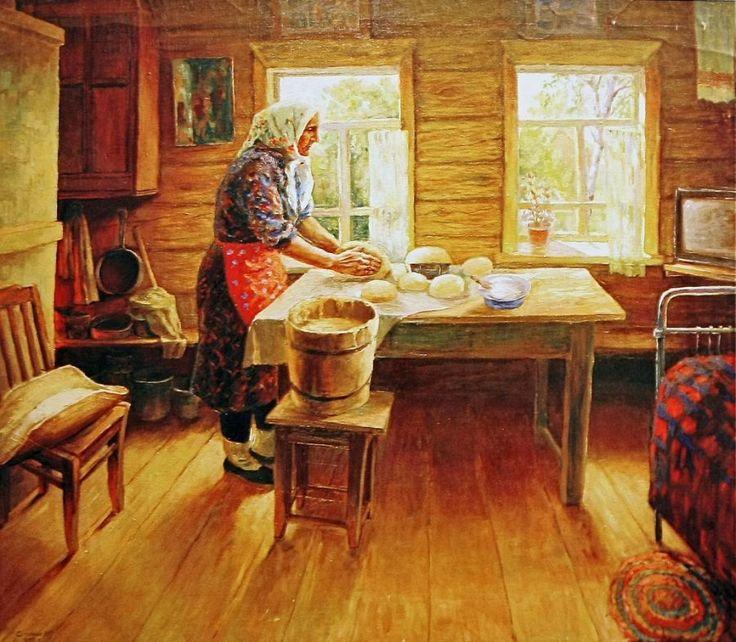 Семенов В.Г :Дома  Год:1988