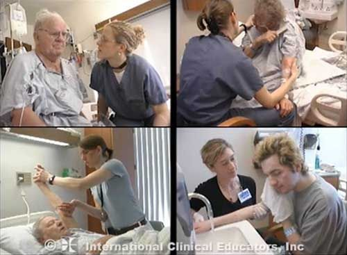 Free! The ICE Video Library: SAFE Guidelines in Acute Care  Jan Davis MOTR/L