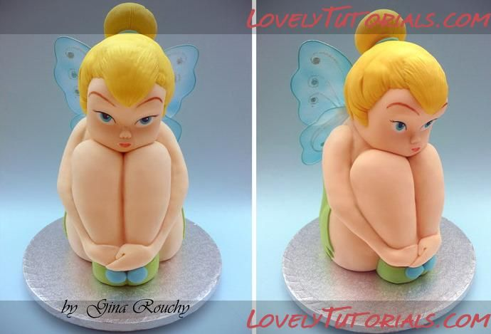 Tinkerbell Cake Toppers Sydney