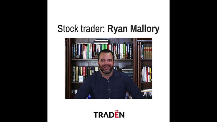 Stock Trader Ryan Mallory | TRADEN.TV - Trader Podcast#01