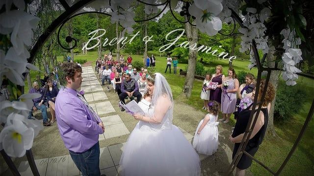 Ceremony at Nannen Arboretum, reception at The American Legion - Ellicottville, NY. Produced by Buffalo Street Media Solutions…