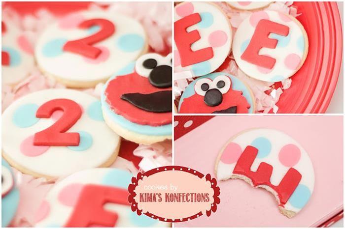 Elmo Cake Ideas Pictures