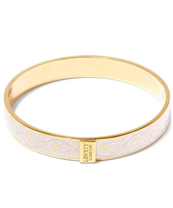 This pretty Liberty London solid bangle is the perfect keepsake or thoughtful present for friends and relatives.