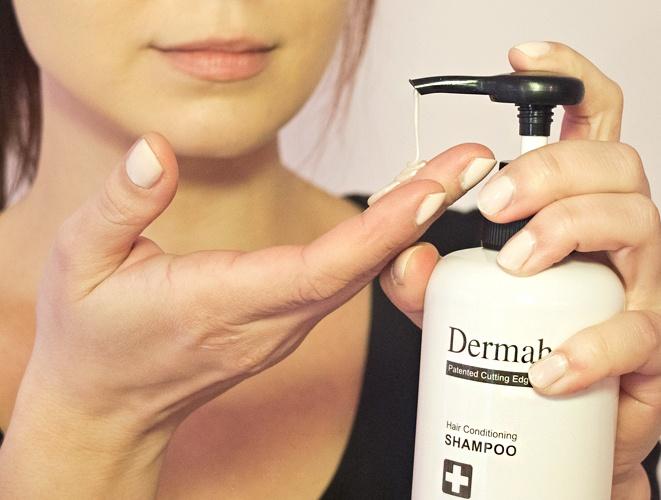 Šampon pro revitalizaci vlasů Dermaheal