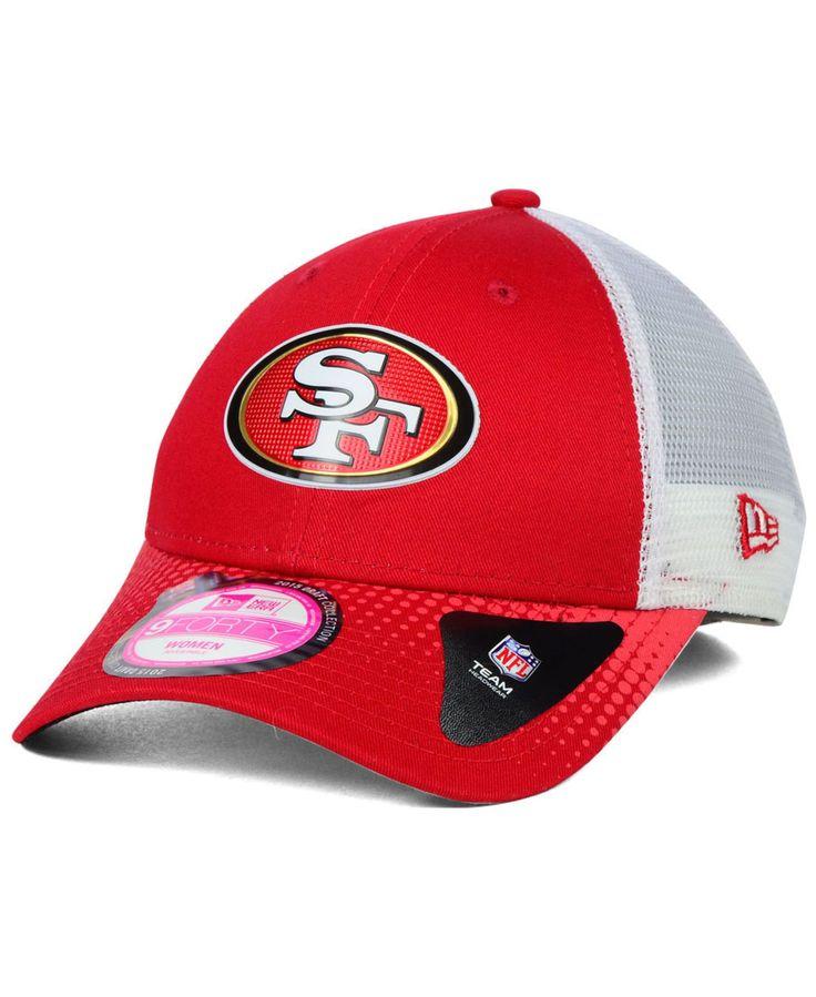 New Era Women's San Francisco 49ers Draft 9FORTY Cap