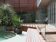 Glass Balustrade - Ideal for Garden, Deck, Patio, Veranda, Porch etc