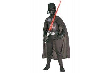Αποκριατικες Στολες Για Αγόρια Star Warriors - Darth Vader Style