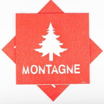 94 best no l la montagne images on pinterest - Vaisselle style montagne ...