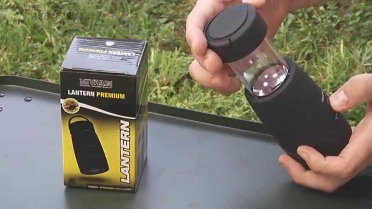 Tento kempingový rybársky pomocník môže poslúžiť ako šikovná lampička do ruky na prisvietenie napríklad počas chôdze, potom ako stolné svietidlo a vďaka praktickému ušku aj ako závesná lampa. http://www.rybarskepotrebyryba.sk/clanky/52/Produkt-tyzdna-Lampicka-Mivardi-Lantern-Premium/