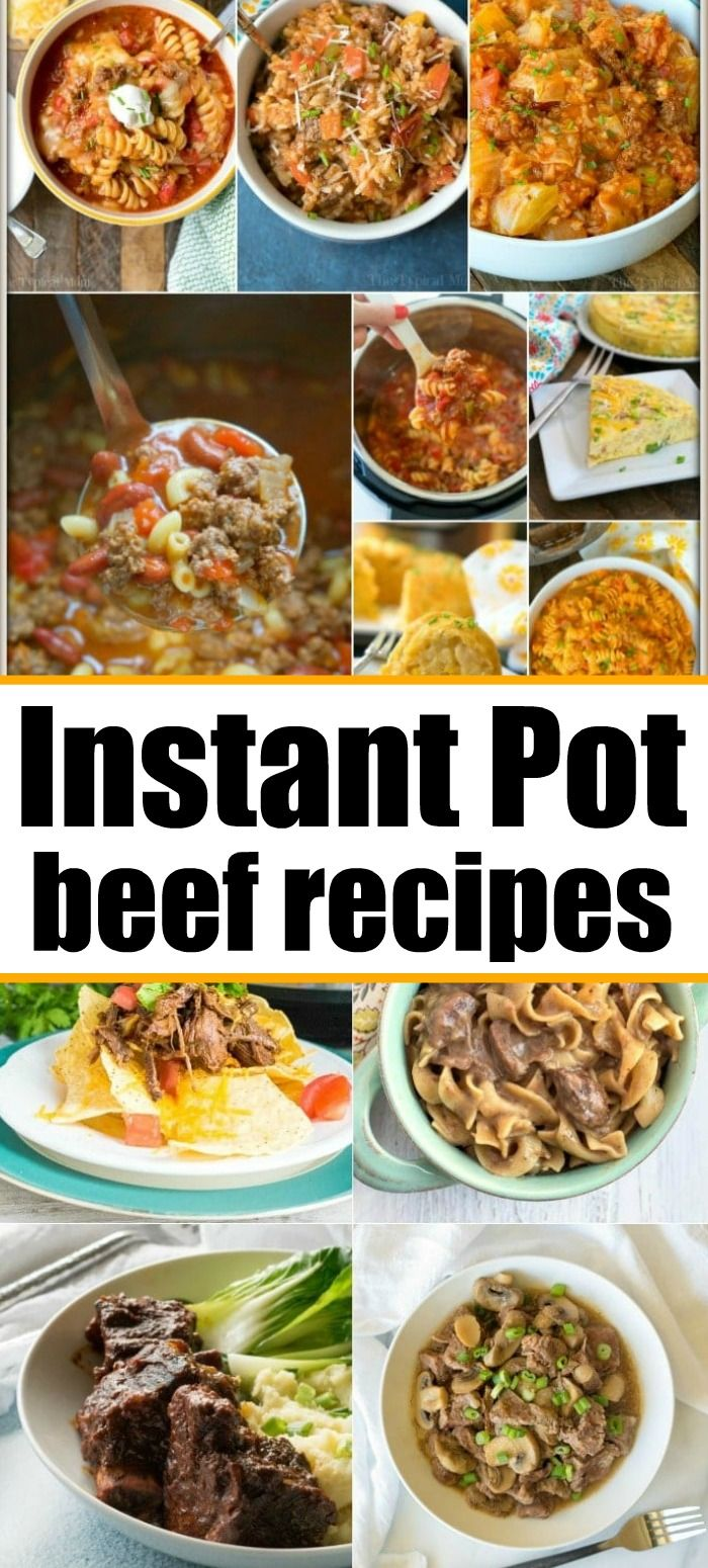 Easy Instant Pot Beef Recipes Are Here In 2020 Potted Beef Recipe Instant Pot Dinner Recipes Beef Recipes