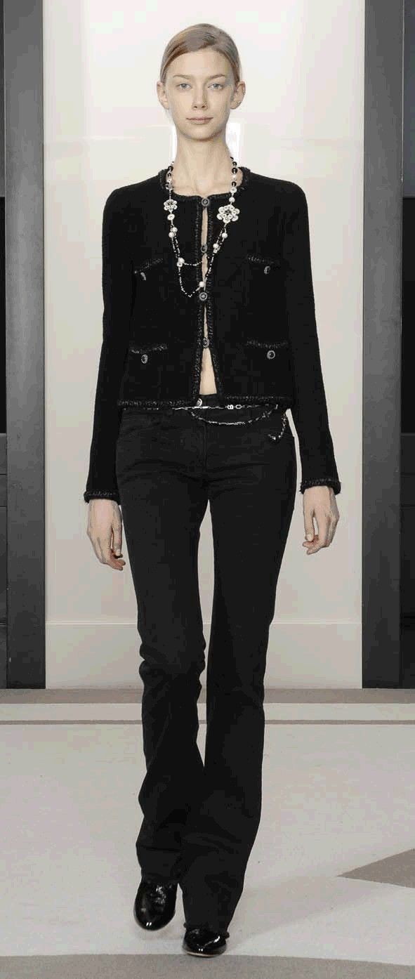 235 best Chanel Tweed Jacket images on Pinterest   Tweed jackets ...