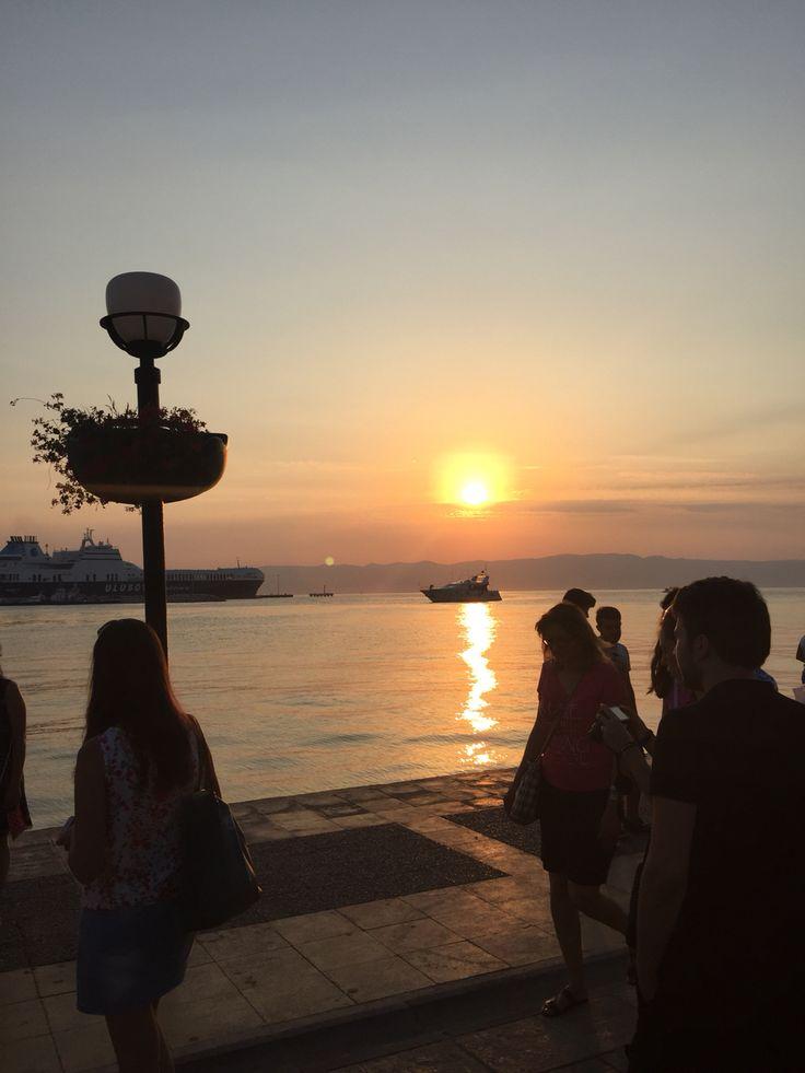 #cesme#sunset