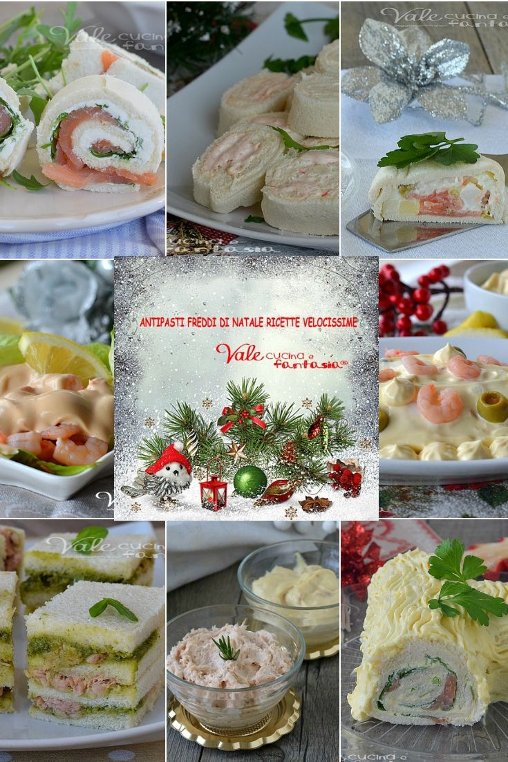 Cosa Cucinare Per Molte Persone antipasti freddi per natale, tante ricette facili e