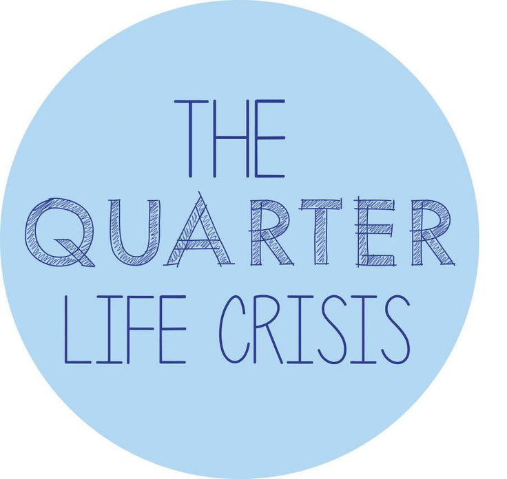 The Quarter Life Crisis: http://renegadechicks.com/the ...