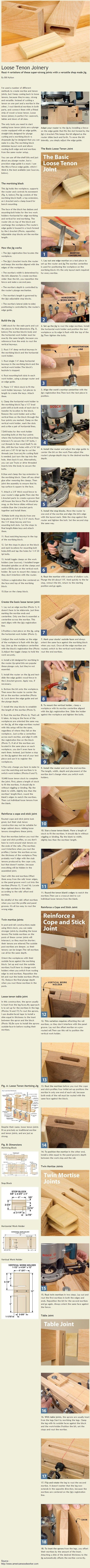 If you are interested in a great carpentry course then just click on the picture.