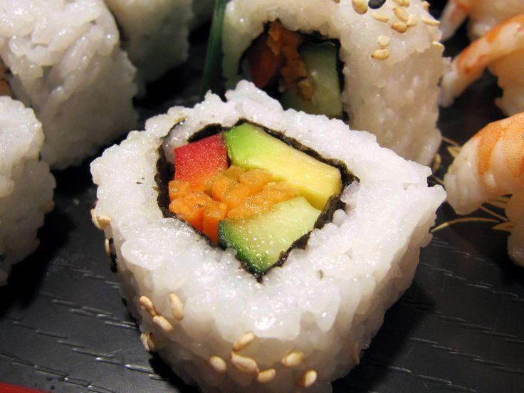 Sushi options under 350 cals