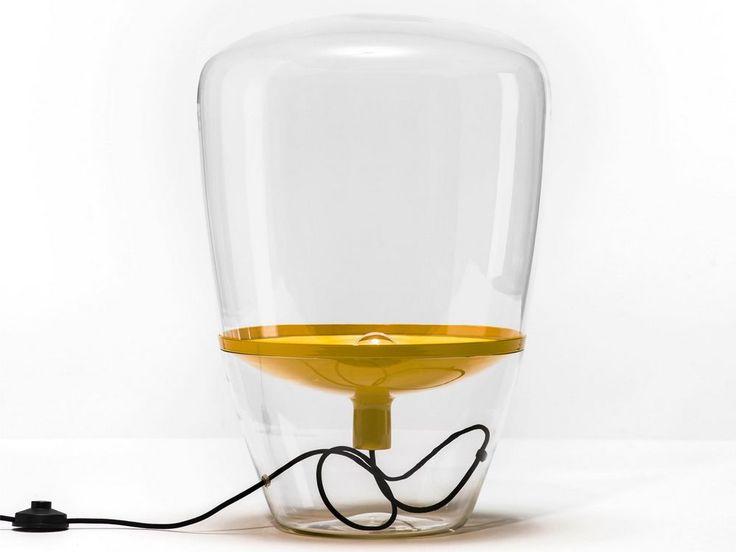 Modern Glass Designer Table Lamp