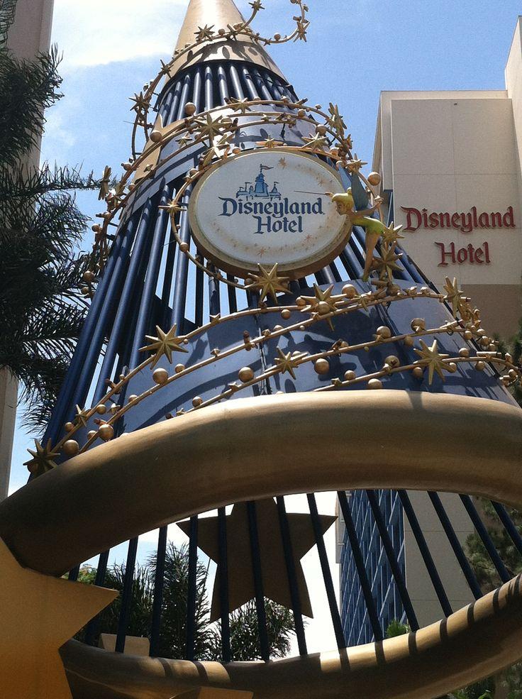 Disneyland Hotel, Anaheim, CA