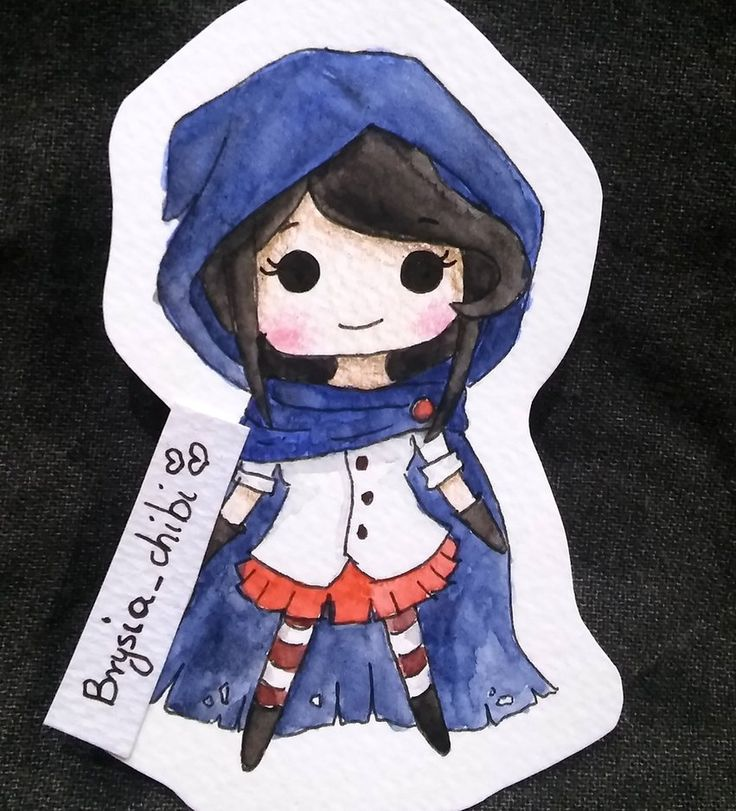 Chibi Girl Adoptable [OPEN] by BrysiaChibi
