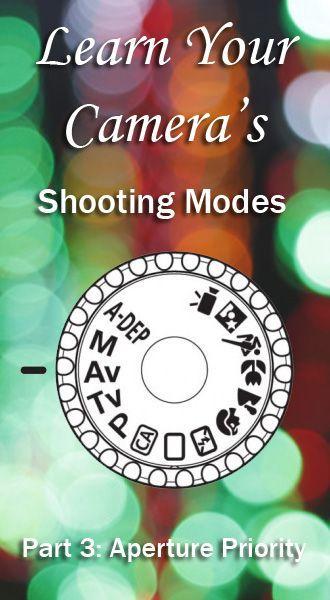 Shooting Mode: Part 3 - aperture priority | Boost Your Photography #homesbyjohnburke #GTAHomes4U @GTAHomes4U #IMHOME