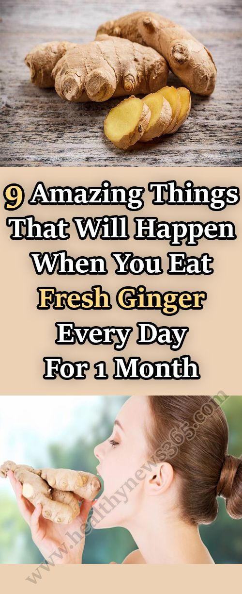 9 Amazing Things That Will Happen When You Eat Fresh ...