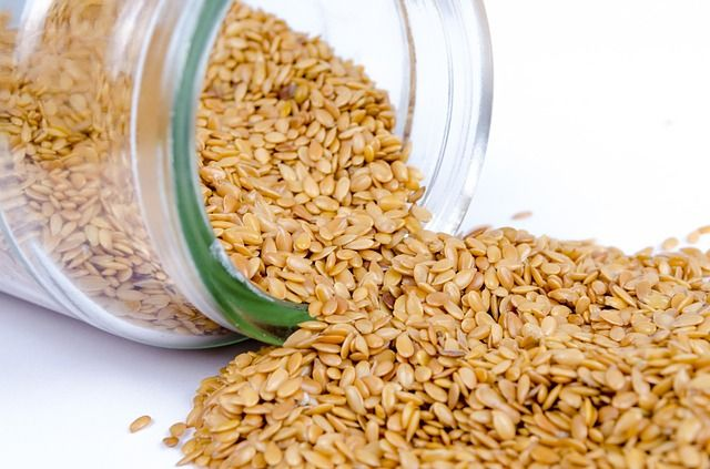 Help for greying hair with sesame seed oil. #sesameoil, #healthyhair, #oilsforhair
