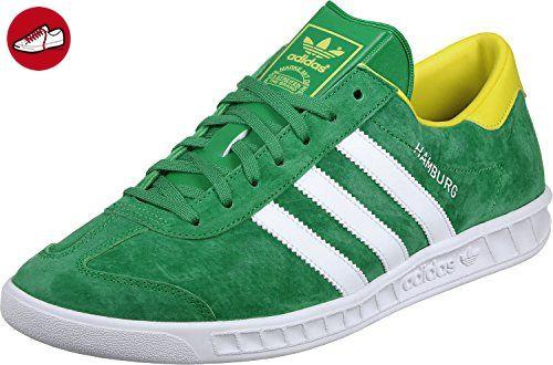 adidas Hamburg Sneaker Herren 7.5 UK - 41.1/3 EU - Adidas sneaker (*Partner-Link)
